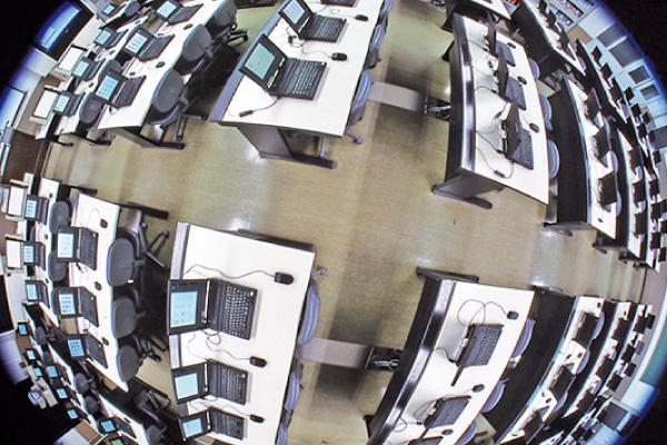 シンクパッドプログラミング実習室