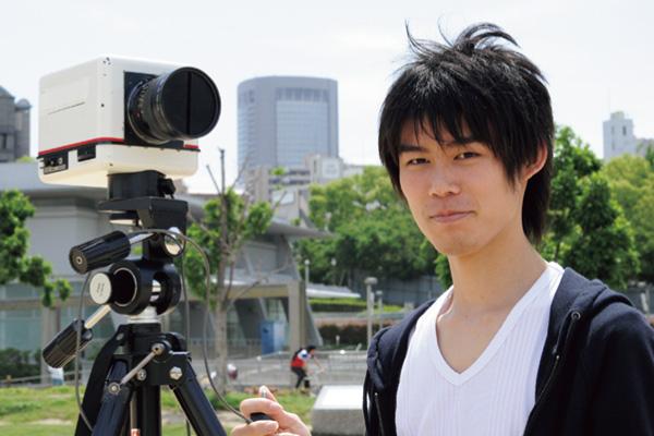 360度撮影カメラ