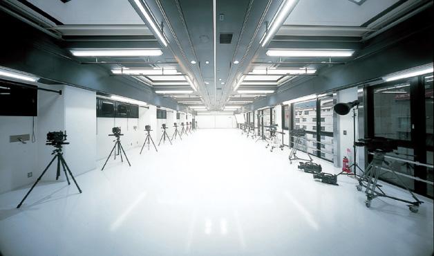 ディライトスタジオ撮影&フォコマートのある暗室で現像
