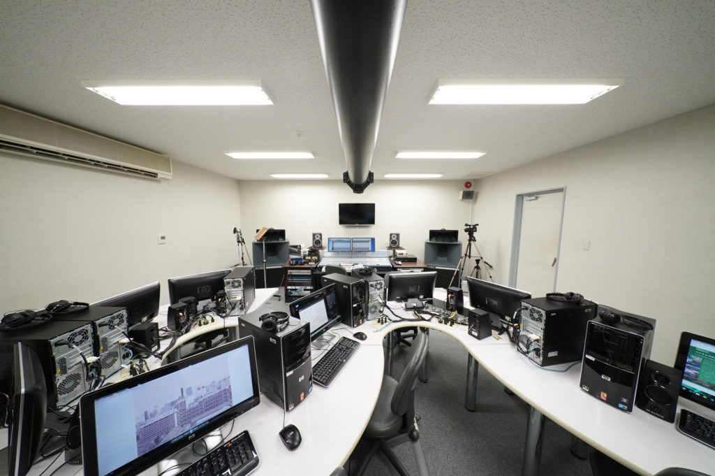 PRO TOOLS HD & ハイビジョン・トータルノンリニア映像編集システム